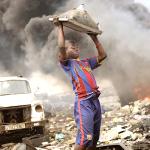 Recyclinghofschrott-in-ghana