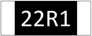 smd-widerstand-22R1
